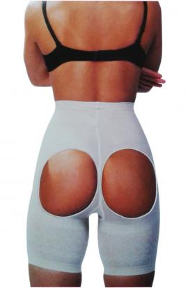 Panty térmico levanta-glúteos corto